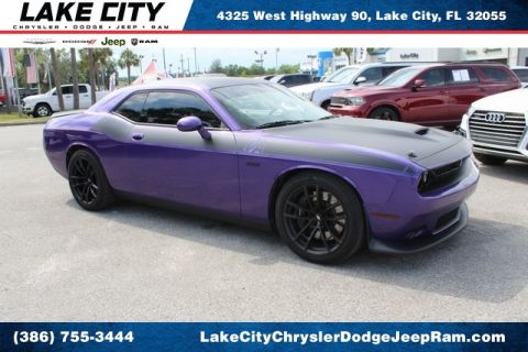 Pre-Owned 2018 Dodge Challenger T/A