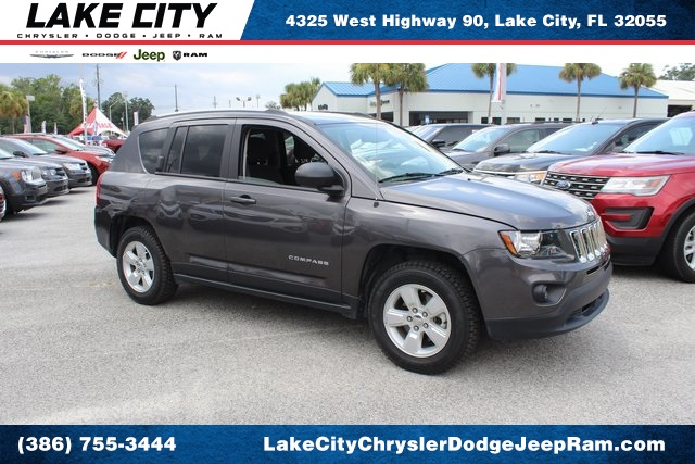 Pre-Owned 2017 Jeep Compass Sport