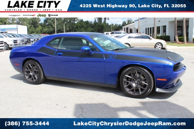 New 2019 Dodge Challenger R T Coupe In Lake City H506627 Lake
