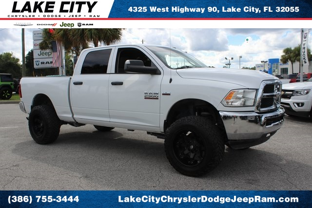 Pre-Owned 2016 Ram 2500 Tradesman LIFTED