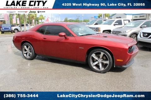 Pre-Owned 2014 Dodge Challenger SXT 100th Anniversary
